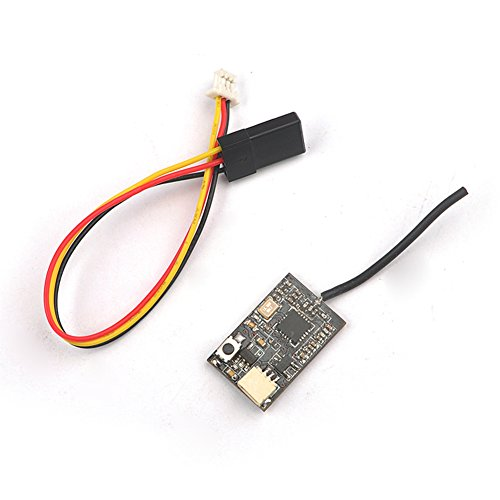 QWinOut 2.4G Micro Flysky Compatible Receiver FS82 AFHDS 2A IBUS PPM for Flysky Transmitter RC Drone Quadcopter