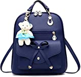 Toingo® School and Collage Bag Bagpack For Women's ladies (Blue)