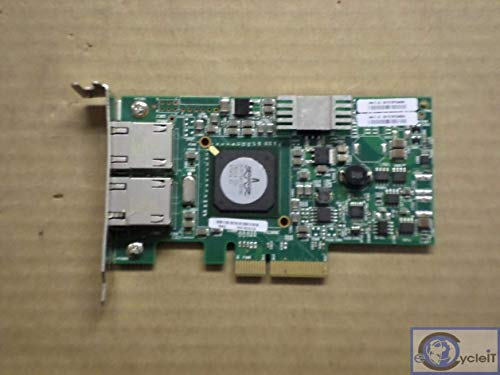Dell PowerEdge® T310 Server Broadcom 5709 PCI-E Dual-Port Netzwerkkarte Adapter - G218C (überholt)
