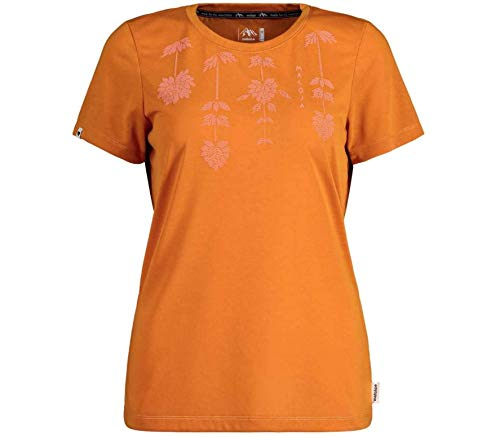 Maloja Damen CuragliaM. Multi 1/2 T-Shirt, Tiger, S