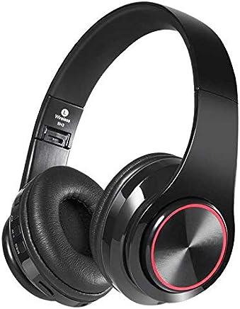ZHJS Mobile Bluetooth Headset con Headset Sports Wireless Headset Folding Earphone Stereo Running Mobile Bluetooth Headset Nero - Trova i prezzi più bassi