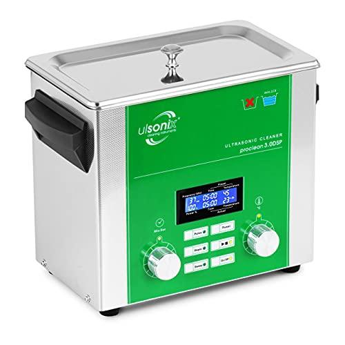 lavatrice ultrasuoni 3l Ulsonix - Proclean 3.0DSP - Lavatrice a ultrasuoni - 3 Litri