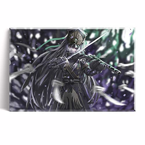 Cartel de pintura Re: Creators arte Moderno Anime Decoración del hogar Decoración de pared Arte de la lona 91x61 cm (36x24 in)