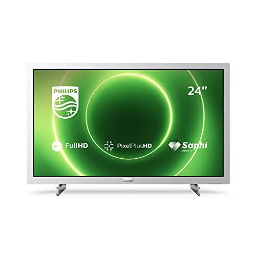 Philips 6800 series 24PFS6855 12 TV 61 cm (24 ) Full HD Smart TV Wi-Fi Argento