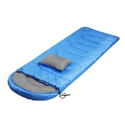 CATRP-Sac de couchage en Plein Air Printemps Et en Été Gardez Au Chaud Un Sac De Couchage en Couple (Taille : 2kg)