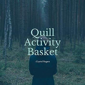 Quill Activity Basket