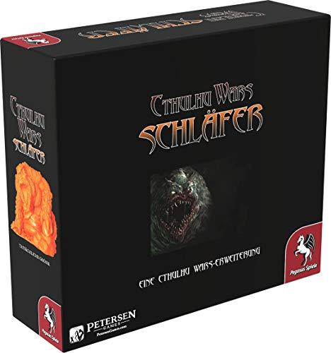 Pegasus Spiele 56352G Cthulhu Wars: Schläfer [Erweiterung]