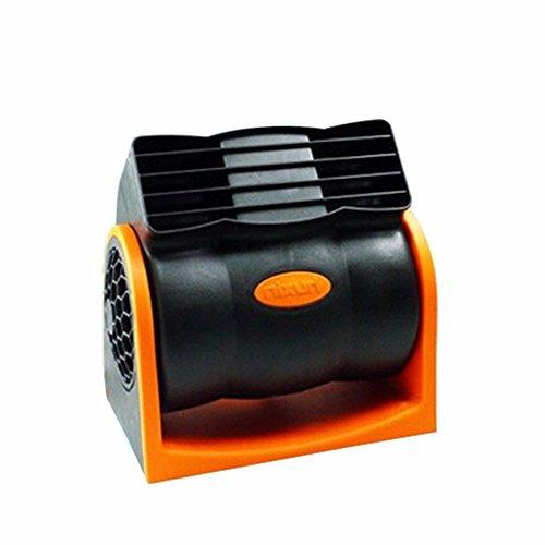 JISHUQICHEFUWU Automóvil eléctrico del Ventilador Ventilador/Car/Coche/Furgoneta camión Grande Ventilador Ventilador Aire Acondicionado,24v