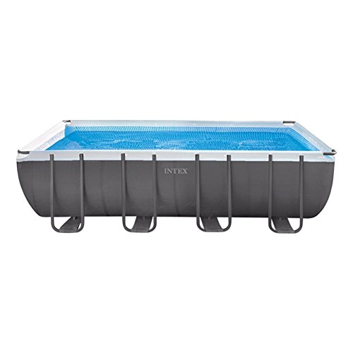 Frame Pool Set Ultra Quadra I (549 x 274 x 132 cm, grau)