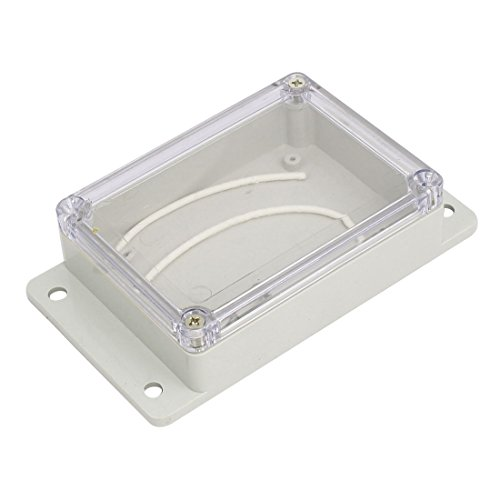 sourcing map 150mm x 85mm x 35mm en Plastique ABS Boîte jonction étanche boîtier électrique