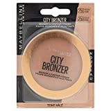 Maybelline MAY FS CITY BRONZE PWD BL 250 MEDIUM WA - Producto
