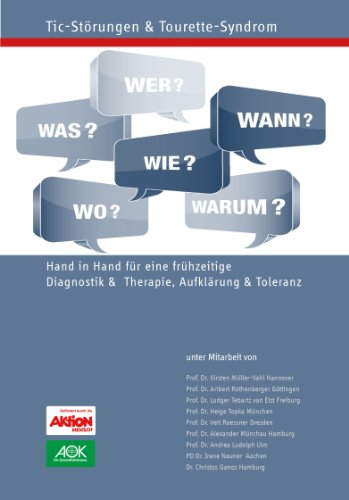 Aktion Informations-DVDs Tic-Störungen & Tourette-Syndrom