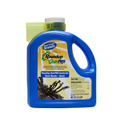 Roundup Quickpro Glyphosate Diquat Herbicide