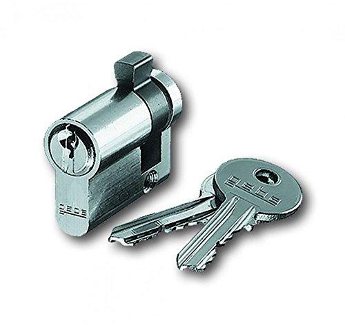 Busch-Jaeger, Mezzo cilindro professionale, con chiavi diverse, 0520PZ-VS