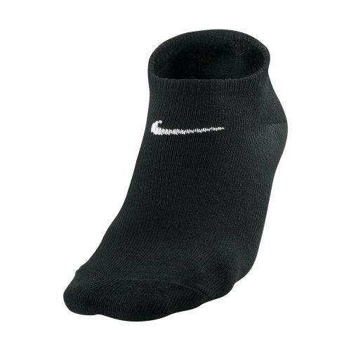 Nike Herren Socken Sport No Show, 3er Pack, schwarz, 46-50