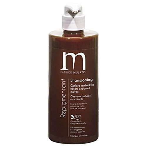 Mulato MUL040 Repigmentierendes Shampoo 500 ml