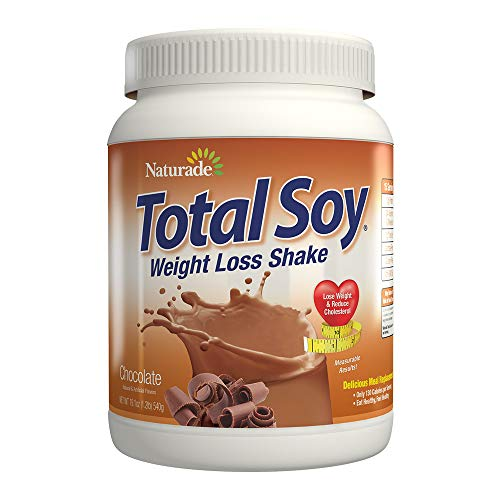 Naturade Total Soy Meal Replacement Supplement, Chocolate, 19.05 Ounce