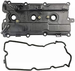 MOSTPLUS Rear RH Engine Valve Cover w/Gasket For Nissan 3.5L VQ35DE 264-985 264-984