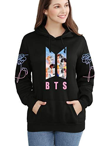 Dolpind Kpop BTS Love Yourself Hoodie Suga Jimin V Jungkook Sweater Jacket Pullover