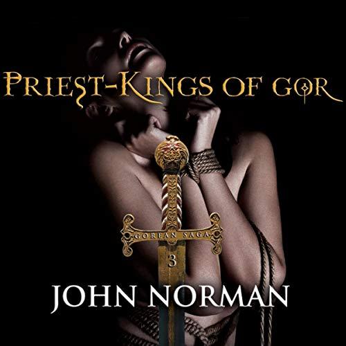 Priest-Kings of Gor cover art