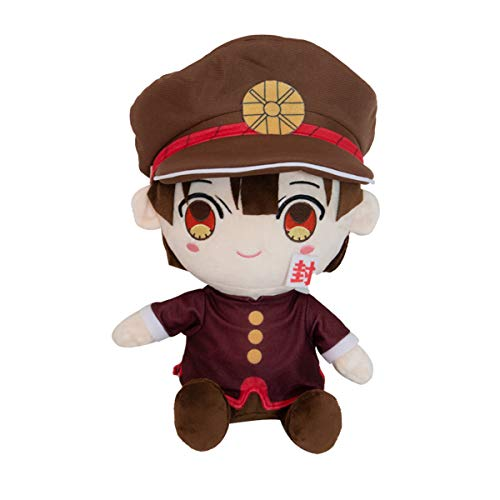 IUTOYYE Upgraded Toilet-Bound Hanako-kun Plushies Anime Stuffed Plush Toy Cute Soft Doll Home Sofa Decor Pillow Collection Plush Toy Kids Gift(Men)