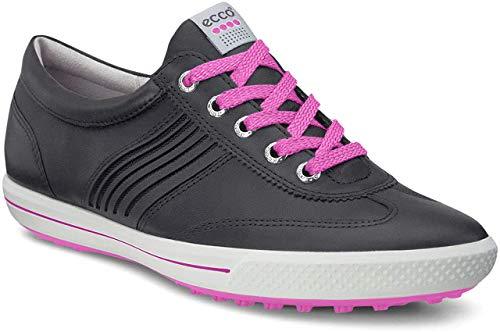 ECCO Damen Golf Street Sport Golfschuh Schwarz Größe: 44-46