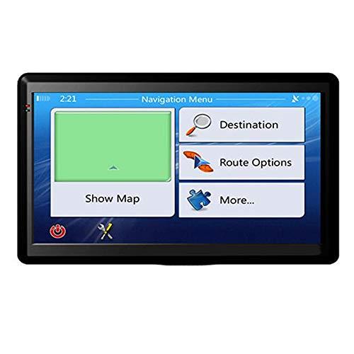 7In Car Truck GPS-navigatie, 256M RAM 8GB Ondersteuning Rusland EU Noord-Zuid-Amerika Azië Afrika AU NZ Midden-Oosten Kaarten USB