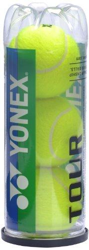 Yonex Tour Tennis Ball, Pack of 3