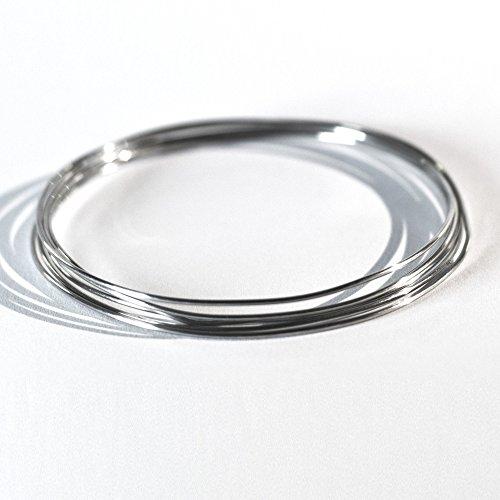 HICON Silberlot HIGH Performance 4% Silberanteil Ø 0,8 mm (1m) Weichlot | HI-SILO-250