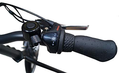 41GJz6HnY0L - SAXXX Foldi Plus Faltrad Klapprad E-Bike Pedelec Vorderradmotor 7,8Ah 250W 36V Lithium-Ionen Akku Shimano 3Gang Nabenschaltung mit Rücktritt