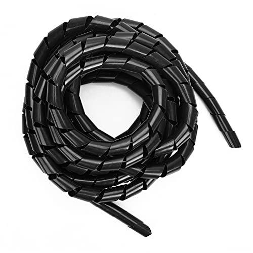 ATNEDCVH Manguitos de cable, Manguera organizadora de cables eléctricos, Envoltura de cable...