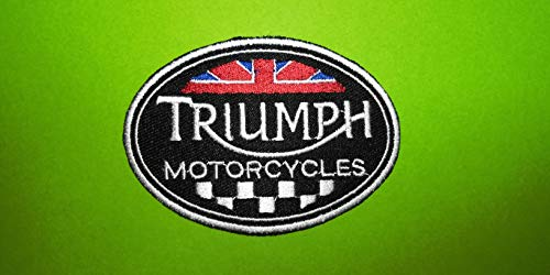Ecusson Patches aufnaher Toppa-Triumph 4-termoadhesiva
