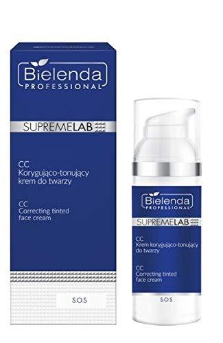 SUPREMELAB S.O.S cc correcting tinted face cream 50 ml