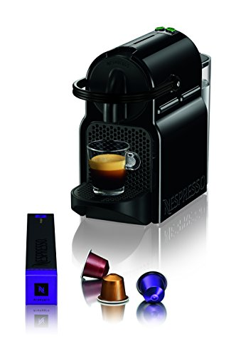 Nespresso by De'Longhi EN80B Original Espresso Machine by De'Longhi, 12.6 x 4.7 x 9 inches, Black
