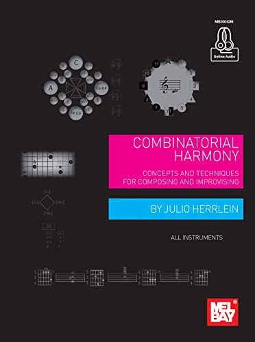 Combinatorial Harmony: Concepts and Techniques for Composing and Improvising (English Edition)
