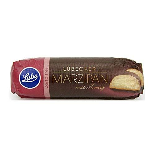 Lubs Marzipanbrot Zartbitterschokolade glutenfrei bio 50 g