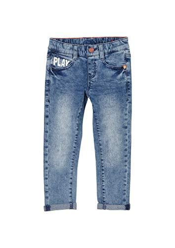 s.Oliver Junior Jungen 404.10.103.26.180.2100932 Jeans-Shorts, Blue, 116