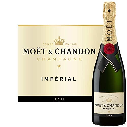 Moët & Chandon Brut Impérial Champagner mit Geschenkverpackung (1 x 0.75 l) - 2