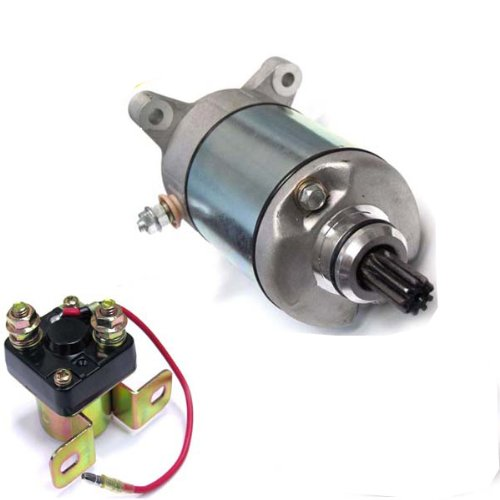 Caltric Starter & Relay Solenoid Compatible With Polaris Sportsman 500 1996-2002