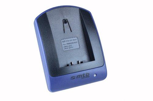 Cargador (Micro-USB, sin Cables/adaptadores) para CGA-S006 / Panasonic Lumix DMC-FZ7 FZ8 FZ18...