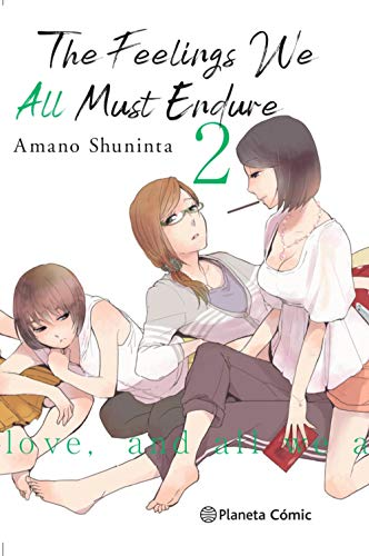 The Feelings We All Must Endure nº 02/03 (Manga Yuri)