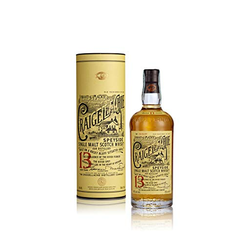 Craigellachie 13 anni Single Malt Scotch Whisky - 70 Cl