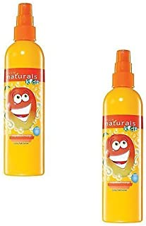 2 x Productos Naturales De Avon magnificent mango loco pelo tamer/desenredador