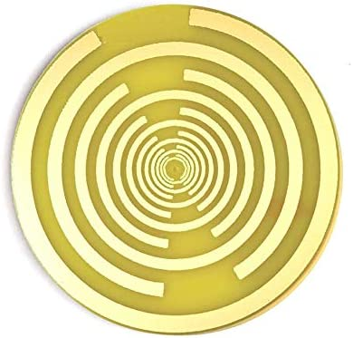 AraDisc© Gold 返品交換不可 - Pain Relief 超目玉 Disc Healing Therapy Chakra