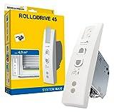 Schellenberg 22638 Recogedor eléctrico RolloDrive 45, hasta 4...