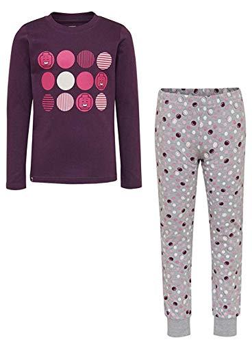 Lego Wear Mädchen Schlafanzug Pyjama Dots CM-50445 (152)
