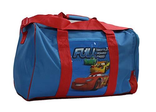 MC - Bolsa de Deporte para niños, 44 cm, Color Azul