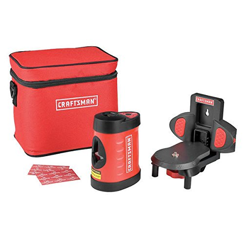 Craftsman 2-beam Self-Leveling Laser Level 9-48250