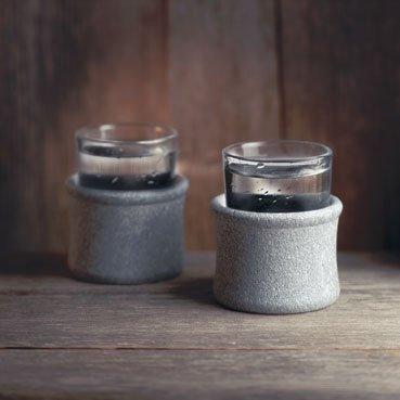 Hukka Design - Gobelet à liqueur...