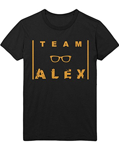 T-Shirt Orange is The New Black Team Alex C210038 Schwarz L